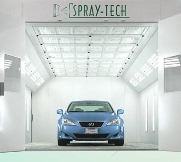 Premier Automotive Paint Booth For Premier Body Shops