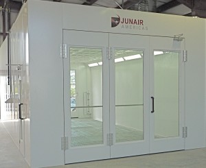 Junair Series Paint Booth For Sale