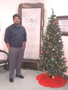 Ali Jaffar Zia | Employee of the month