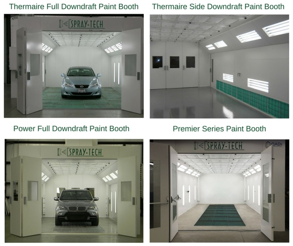 Automotive Paint Booths are in demand due to the many benefits they have to offer when it comes to giving a superior paint job.