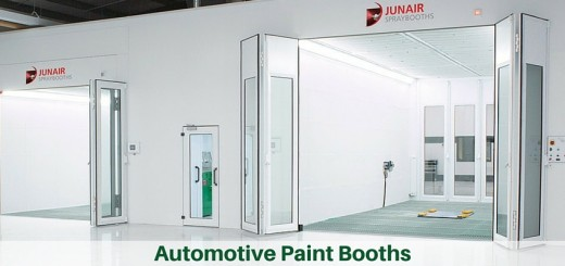 Automotive Paint Booths (1)