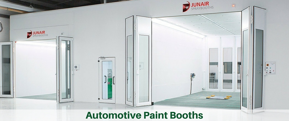 Automotive Paint Booth Categories Spray Tech Junair