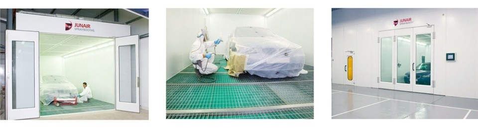 Automotive Paint Booth Categories
