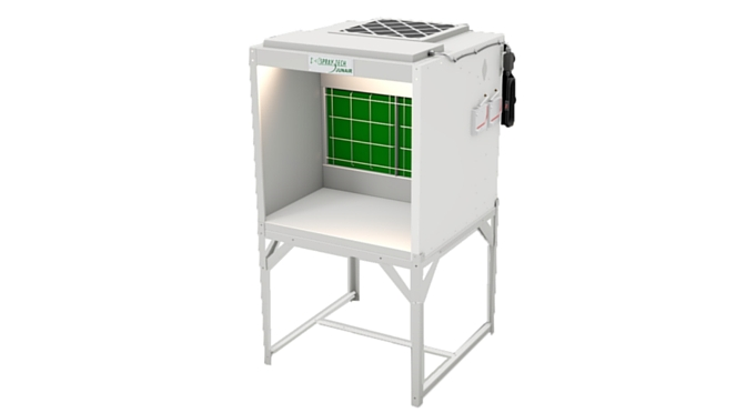 Bench Top Paint Spray Booth