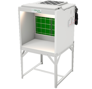 Bench Top Spray Booth – Workhorse Of Many Colors