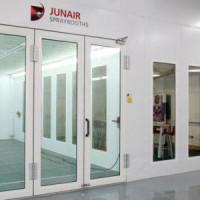 Junair 5 Series Spray Booth